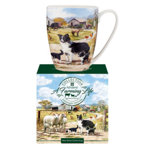 Ashdene Farming Life Kitchen Tea Cup Mug Farmyard Friends