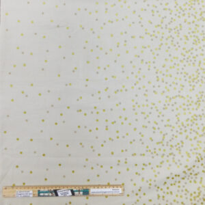 Quilting Patchwork Sewing Fabric Moda Ombre Spots Cream 50x55cm FQ