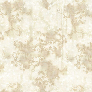 Quilting Patchwork Sewing Fabric Mystic Vine Beige 50x55cm FQ
