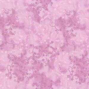 Quilting Patchwork Sewing Fabric Mystic Vine Mauve 50x55cm FQ