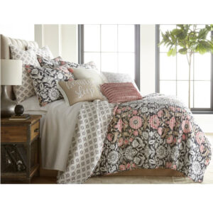 French Country Patchwork Bed Quilt Loretta Coverlet Assort Sizes