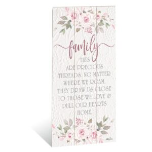 French Country Wooden Sign Mothers Day Family Are Precious Plaque