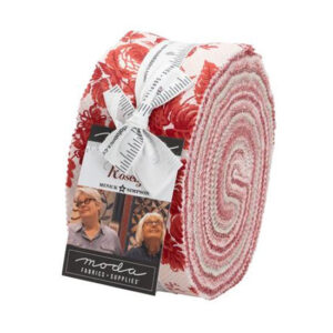 Moda Quilting Jelly Roll Patchwork Roselyn 2.5 Inch Sewing Fabrics