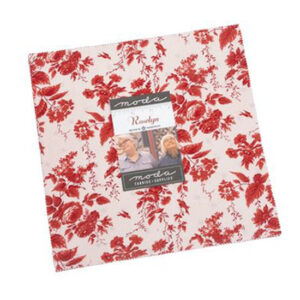 Moda Quilting Layer Cake Patchwork Roselyn 10 Inch Fabrics