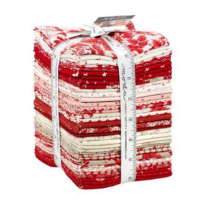 Moda Quilting Sewing Fabric Fat Quarter Pack Roselyn 37 Pieces