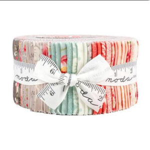 Moda Quilting Jelly Roll Patchwork Santuary 2.5 Inch Sewing Fabrics