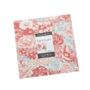 Moda Quilting Layer Cake Patchwork Santuary 10 Inch Fabrics