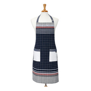 Ladelle Kitchen Cooking Entertainer Apron Adult One Size