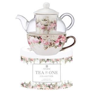Ashdene French Country Kitchen Tea For One Mothers Bouquet Teapot