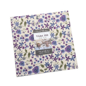 Moda Quilting Layer Cake Patchwork Violet Hill 10 Inch Fabrics