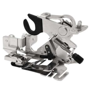 Brother Ruffler Foot Genuine Sewing Machine Part for Dressmaking, Quilting