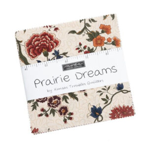 Moda Quilting Charm Pack Patchwork Prairie Dreams 5 Inch Sewing Fabrics