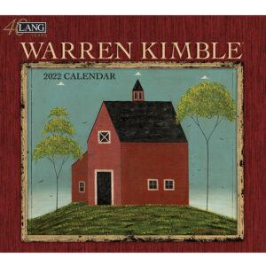 Lang 2022 Calendar Warren Kimble Calender Fits Wall Frame