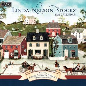 Lang 2022 Calendar Linda Nelson Stocks Calender Fits Wall Frame