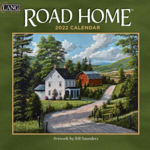 Lang 2022 Calendar Road Home Calender Fits Wall Frame