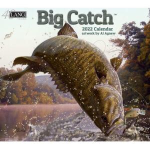Lang 2022 Calendar Big Catch Calender Fits Wall Frame