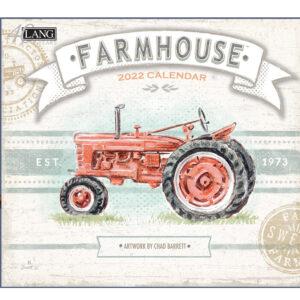 Lang 2022 Calendar Farmhouse Calender Fits Wall Frame