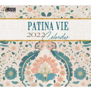 Lang 2022 Calendar Patina Vie Calender Fits Wall Frame