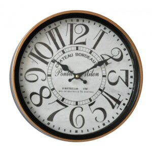 Clock French Country Wall Hanging Clocks Chateau Bordeaux 29cm