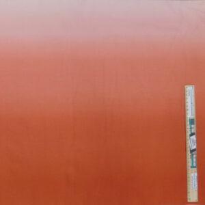 Quilting Patchwork Fabric Moda Ombre Peach Allover 50x55cm FQ