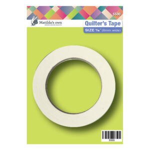 Quilting Patchwork Sewing 6mm 1/4'' Quilters Tape 50m