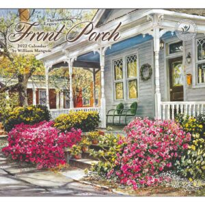 Legacy 2022 Calendar Front Porch Fits Wall Frame