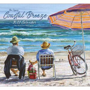 Legacy 2022 Calendar Inspired Coastal Breeze Wall Frame