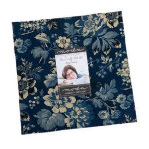 Moda Quilting Layer Cake Patchwork Marias Sky 10 Inch Fabrics