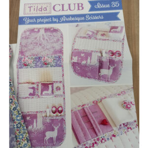 Tilda Club Maplewood Issue 35 Quilting Sewing Fabric Issue Craft Pattern Kit
