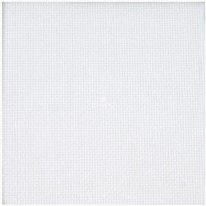 DMC Cross X Stitch Aida Cloth Red 16ct Size 38x45cm Fabric Precut
