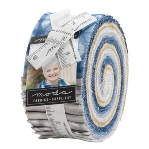 Moda Quilting Jelly Roll Patchwork Tochi 2.5 Inch Sewing Fabrics