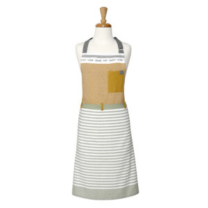 Ladelle Kitchen Cooking Revive Apron Adult One Size