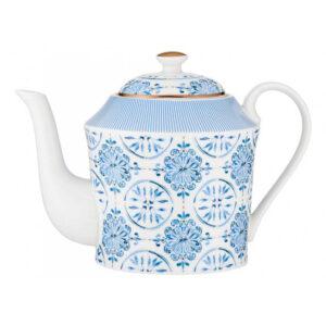 Ashdene French Country Kitchen Tea Pot Lisbon Infuser Teapot