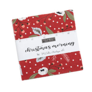 Moda Quilting Charm Pack Christmas Morning 5 Inch Sewing Fabrics