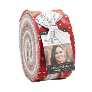 Moda Quilting Jelly Roll Christmas Morning 2.5 Inch Sewing Fabrics