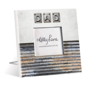French Country Fathers Day Dad 6x4 Inch Photo Frame