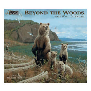 Lang 2022 Calendar Beyond the Woods Calender Fits Wall Frame