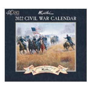 Lang 2022 Calendar Civil War Calender Fits Wall Frame