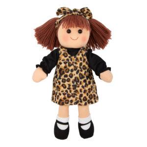 Hopscotch Lovely Soft Rag Doll Frankie Girl Dressed Doll Large 35cm