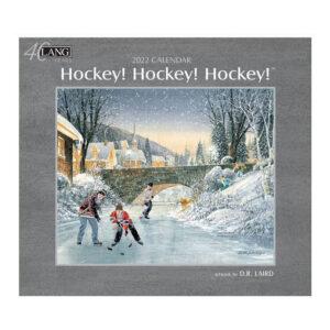 Lang 2022 Calendar Hockey Hockey Hockey Calender Fits Wall Frame
