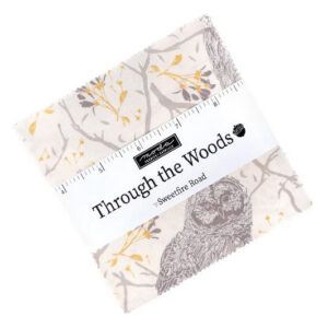 Moda Quilting Charm Pack Through the Woods 5 Inch Sewing Fabrics