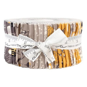 Moda Quilting Jelly Roll Through the Woods 2.5 Inch Sewing Fabrics