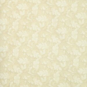 Patchwork Quilting Sewing Fabric MUMS LEAVES Rose Cream FQ 50x55CM New Material