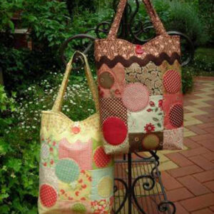 Quilting Sewing Bag Pattern FRECKLES Sally Giblin Rivendale Collection NEW
