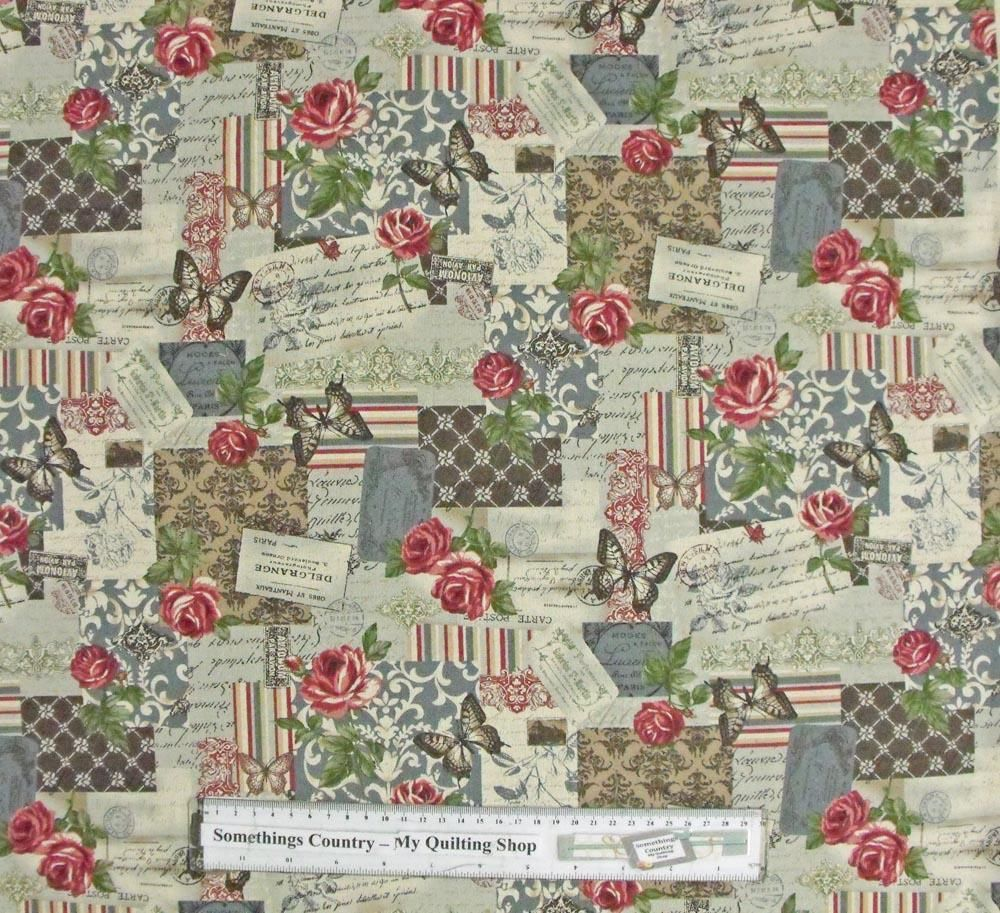 quilt sew old feedsack cotton of group quilting pieces patchwork material to pin fabric