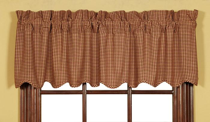 french country kitchen valances country new curtain ruffled winslet 180x40cm 3631